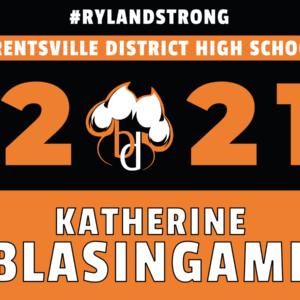 Brentsville District HS Yard Sign Templates
